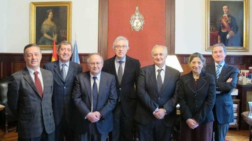 Spiegelberg renueva al frente de la Audiencia Provincial de A Coruña