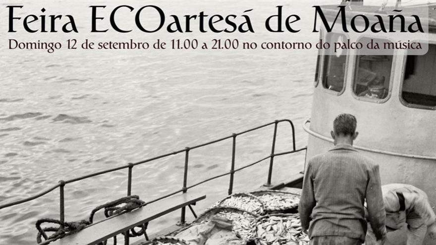 Feria Ecoartesá de Moaña