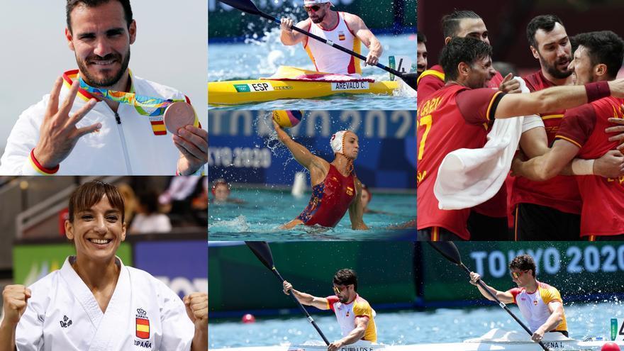 Horario de los españoles para el jueves 5 de agosto y las opciones de medalla