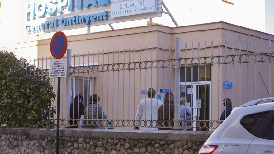 Aumentan los ingresos y los pacientes en UCI en los hospitales valencianos