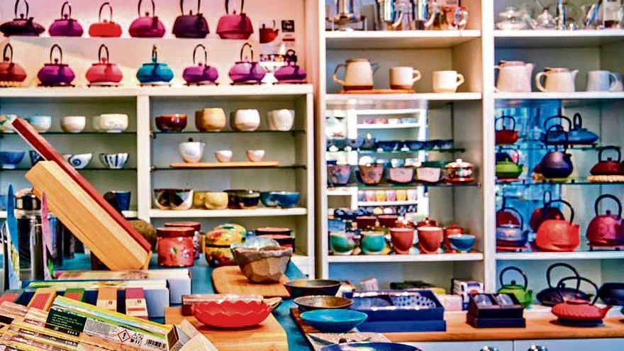 In diesen Läden können Sie auf Mallorca Tee kaufen