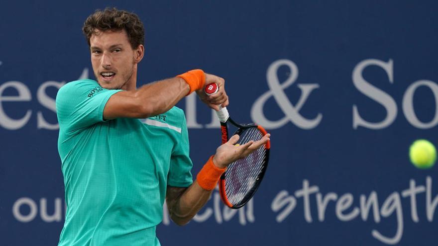 Carreño pierde ante Djokovic en Cincinnati, lo que deja solo a Bautista como representante español