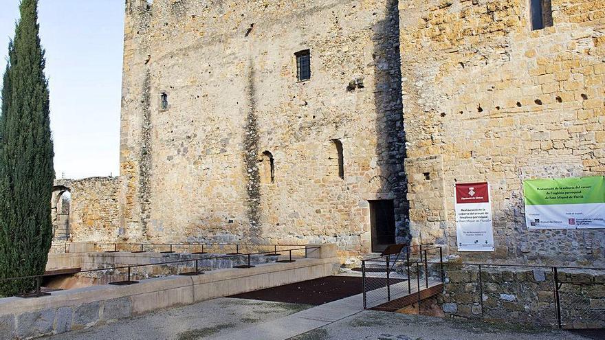 Sant Miquel de Fluvià difon el seu patrimoni en una xarxa europea