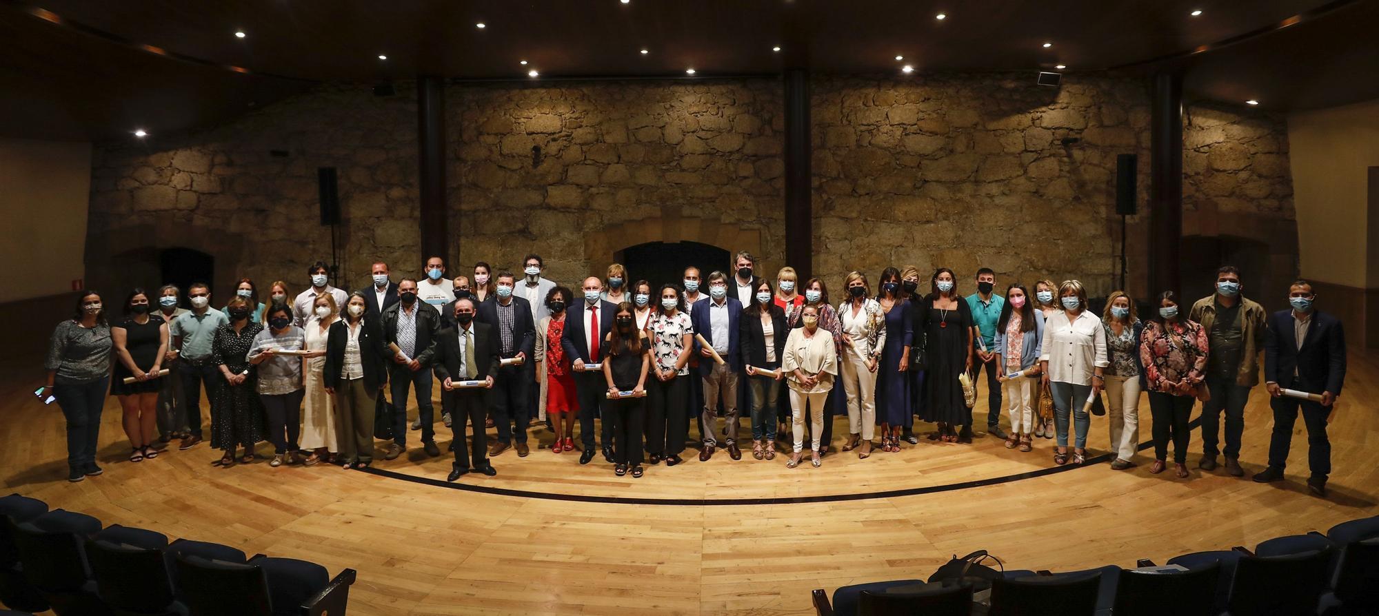 Entrega del reconocimiento de Ciudades Amigas de la Infancia a 22 municipios asturianos