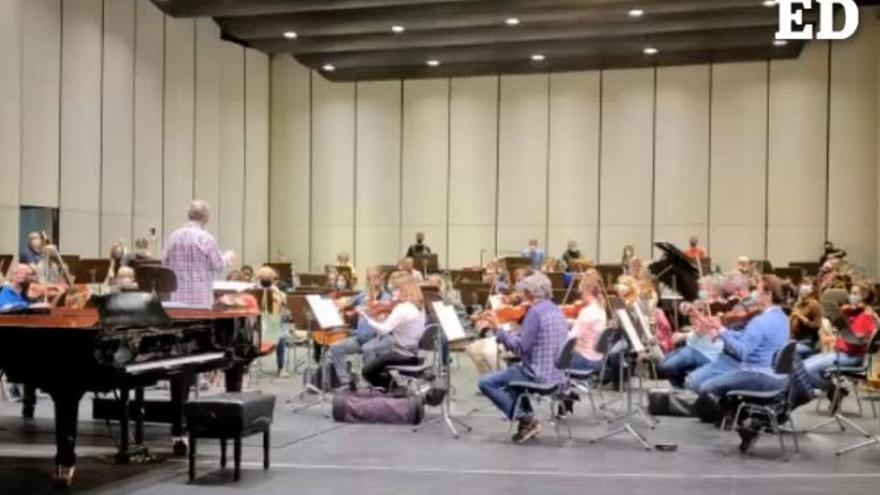La Sinfónica hace su propio homenaje al Carnaval