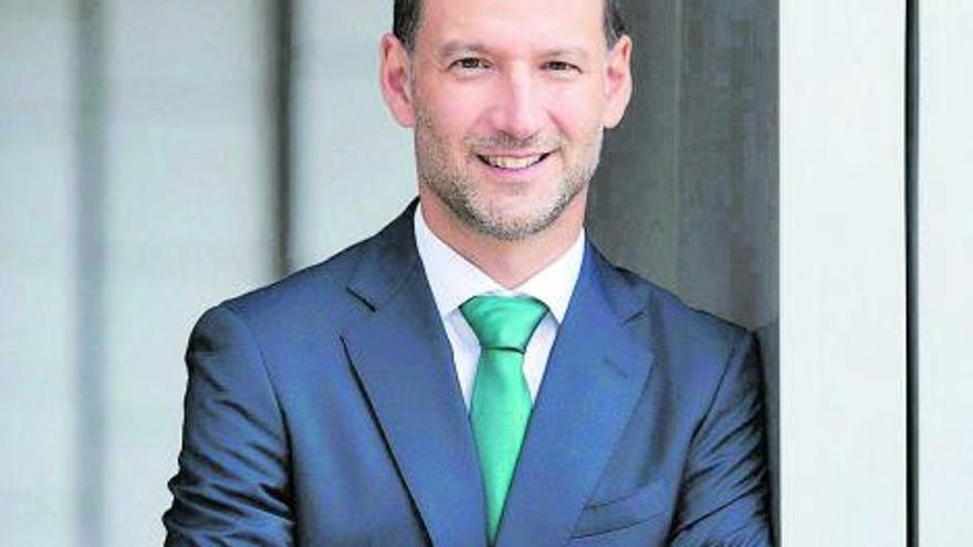 Miguel Ángel Cerdán, nuevo delegado Institucional de iberdrola en la Región