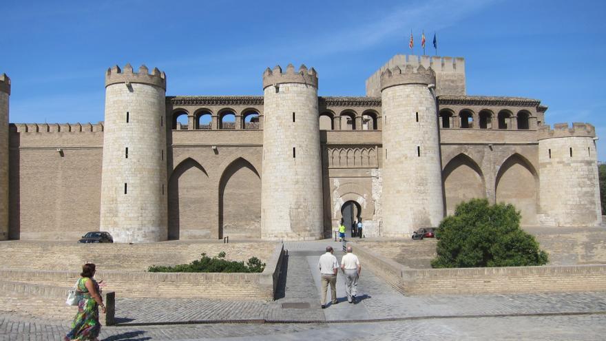 Las Cortes de Aragón inauguran un nuevo recorrido turístico