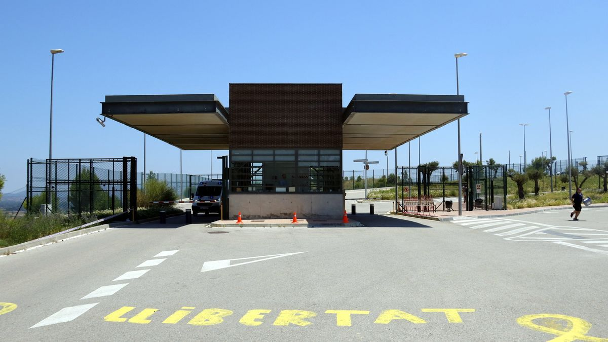 El Centre Penitenciari Puig de les Basses de Figueres.