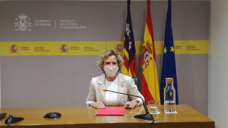 Delegación del Gobierno condena el asesinato machista de una mujer en Palma