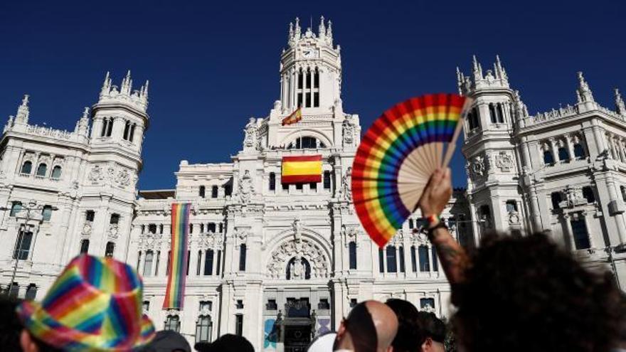 El Orgullo de Madrid, aplazado sin fecha por el coronavirus