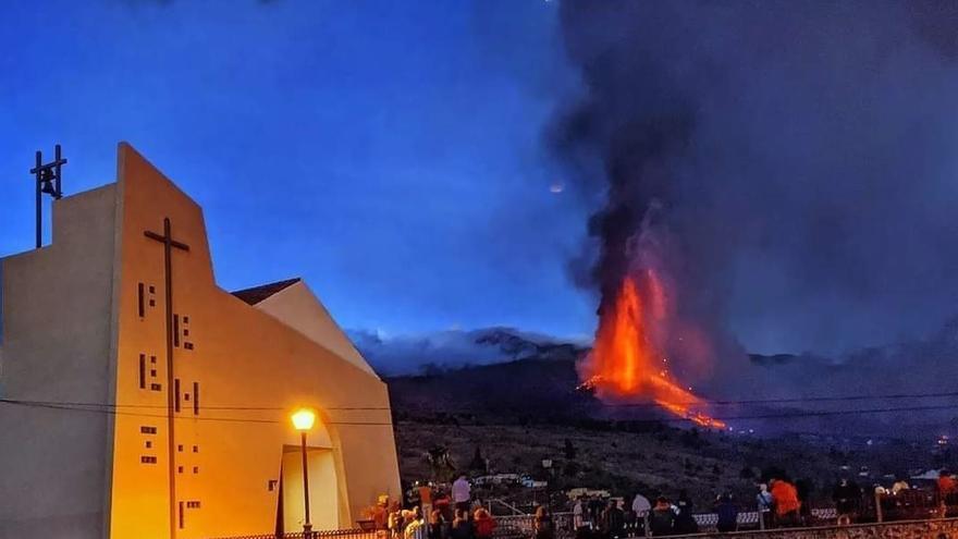 Los hoteleros de Málaga lanzan campaña para ayudar a los damnificados por el volcán de La Palma