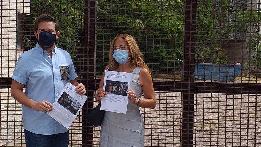 El PP de Zamora pide responsabilidades por la parálisis de la obra del Banco de España