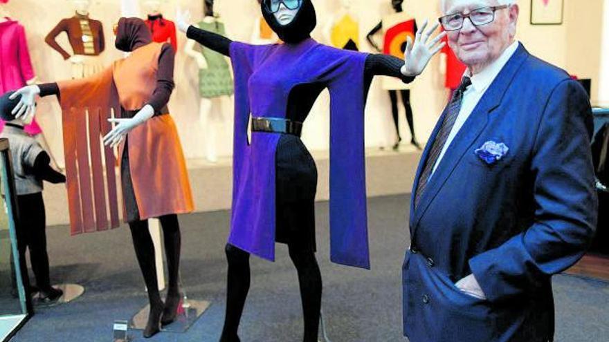 Muere Pierre Cardin, diseñador visionario