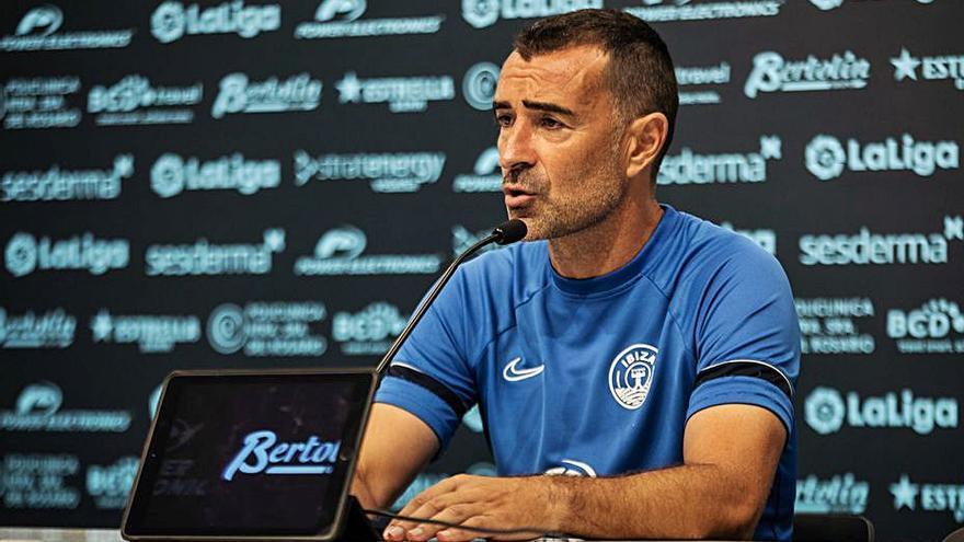 Carcedo: «Estamos heridos en el orgullo y el equipo hará un gran partido»