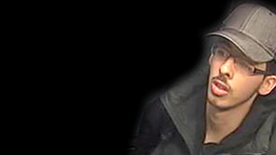 Difunden una imagen del terrorista de Mánchester