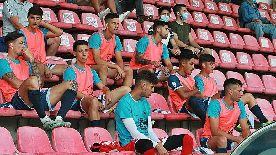 El Ourense CF, a por 3 puntos