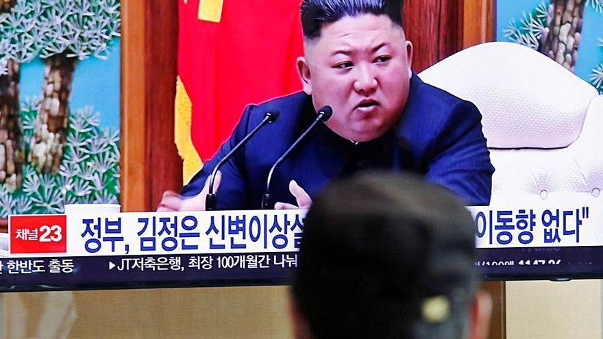 Continuen els dubtes sobre l'estat de salut de Kim Jong Un