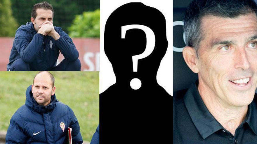 ENCUESTA: ¿Quién debe ser el entrenador del Real Sporting la próxima temporada?