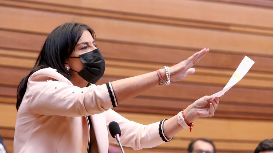 """Ana Sánchez carga contra la Junta: """"Es un fraude, que miente, y es lamentable ver anunciar la oficina antifraude"""""""