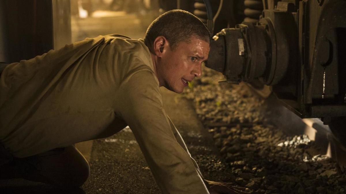 Wentworth Miller, Michael Scofield en Prison Break.