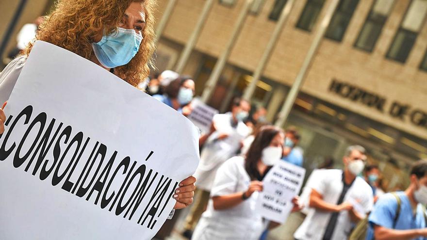 Sanidad convoca a la Mesa Sectorial para resolver la huelga de médicos