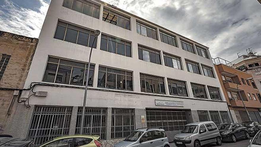 Cort da luz verde a un albergue juvenil con 294 plazas en el barrio de Foners