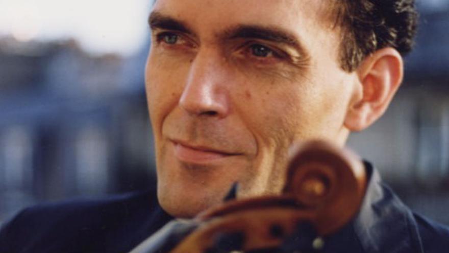 La integral de conciertos de violín de Bach, con Olivier Charlier