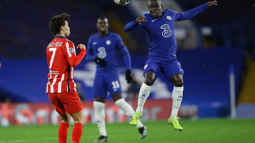 El Chelsea no da opción al Atlético