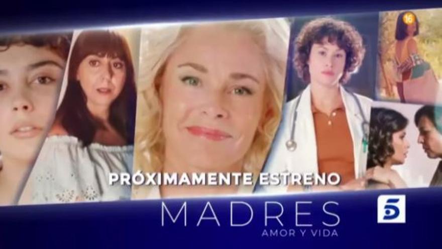 'Madres' retoma su primera temporada en Telecinco con el estreno de sus capítulos finales el próximo martes 14 de septiembre