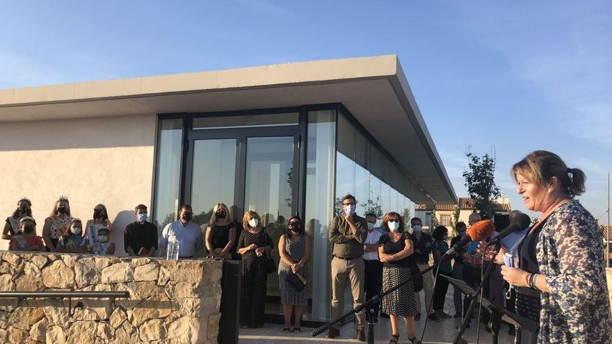 Daya Nueva estrena edificio multiusos tras una inversión de 300.000 euros