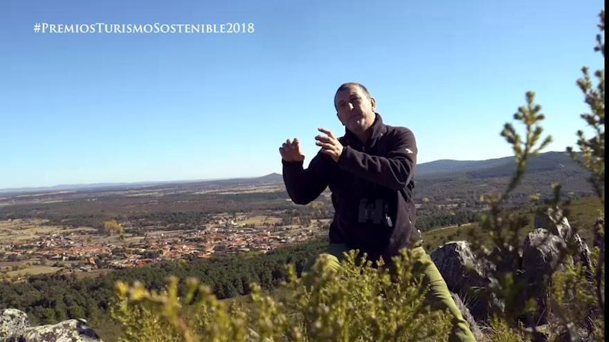 Villardeciervos, premiada como mejor Entidad local comprometida con el Turismo Sostenible