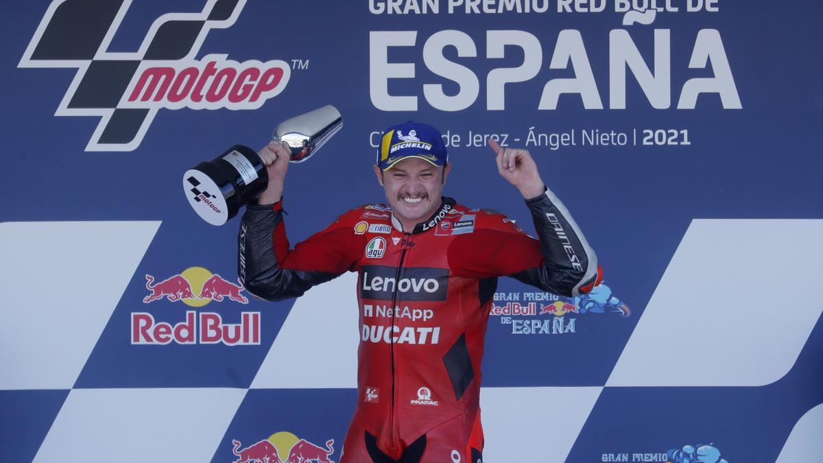 Gran  Premio de España de MotoGP.