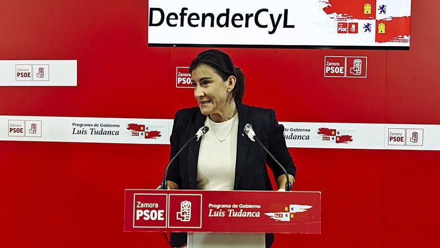Los socialistas reclaman un plan de dinamización económica para Zamora