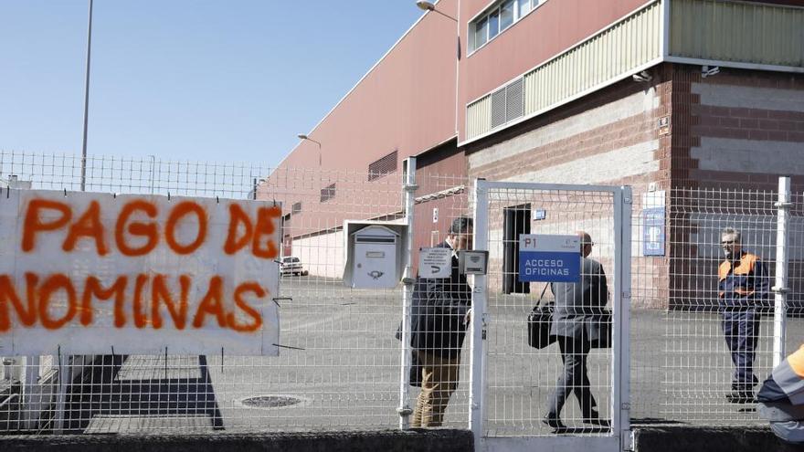 Los sindicatos piden a Tuinsa que despeje las incertidumbres a sus trabajadores