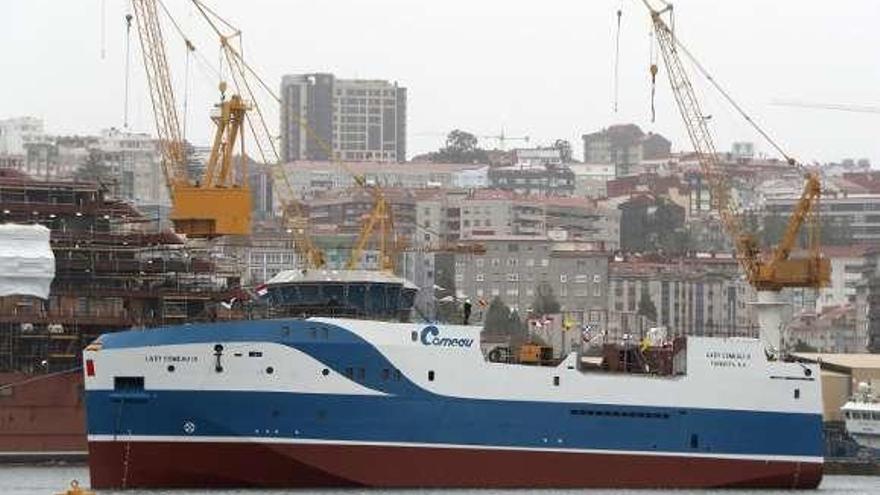 Armón Vigo y Nodosa avanzan en sus proyectos pesqueros