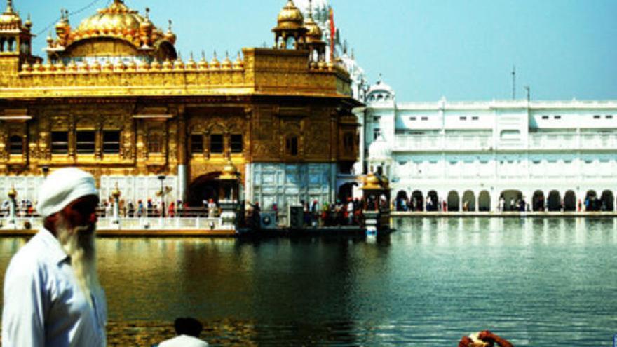 Amritsar, la peregrinación del arroz