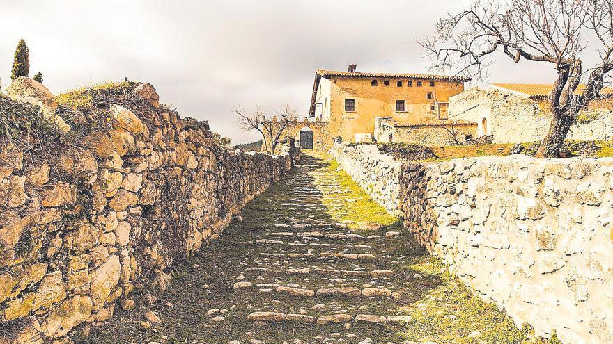 Herbés, Baronía en los límites con Aragón