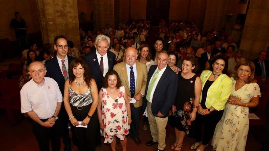 Asaenec clausura su 30 aniversario con su tradicional gala en La Magdalena