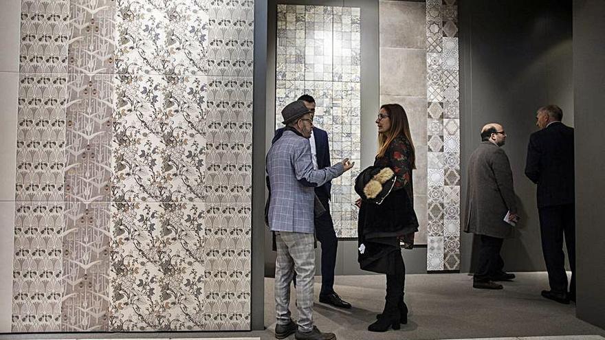 'Tile of Spain' exporta más de 1.458 millones en los cinco primeros meses