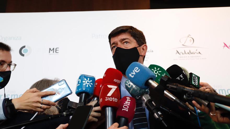"""Marín asegura que """"no hay que extrapolar los resultados de Madrid a Andalucía"""""""