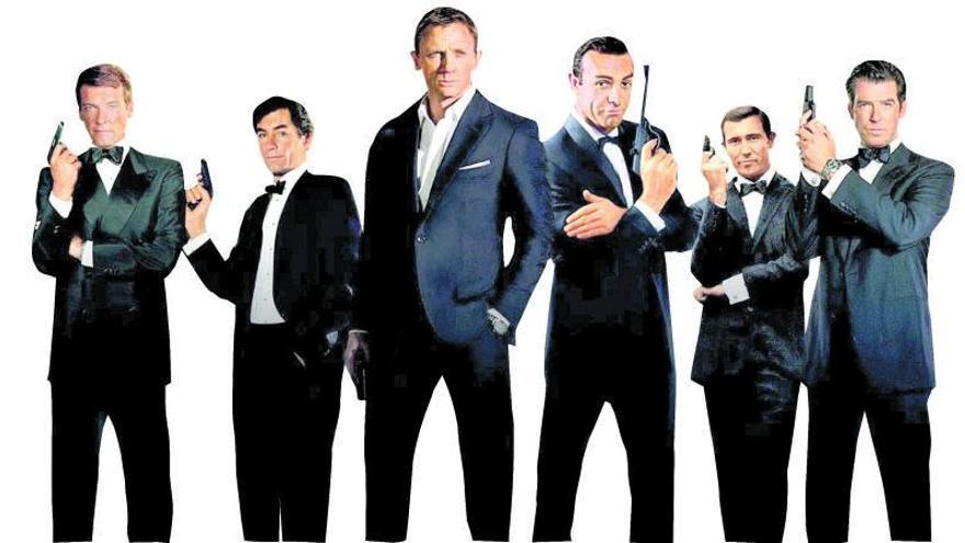 El universo Bond, de la A a la Z