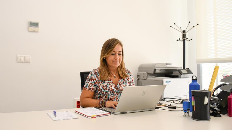 """Patricia Rodríguez: """"Una vez conseguidos los logros para los que fui contratada he decidido buscar otros horizontes"""""""