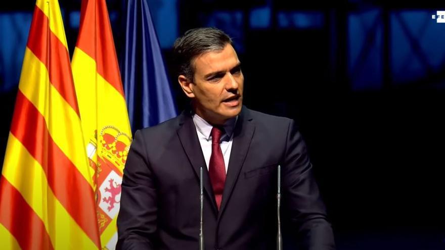 DIRECTE | Pedro Sánchez anuncia que els indults s'aprovaran demà