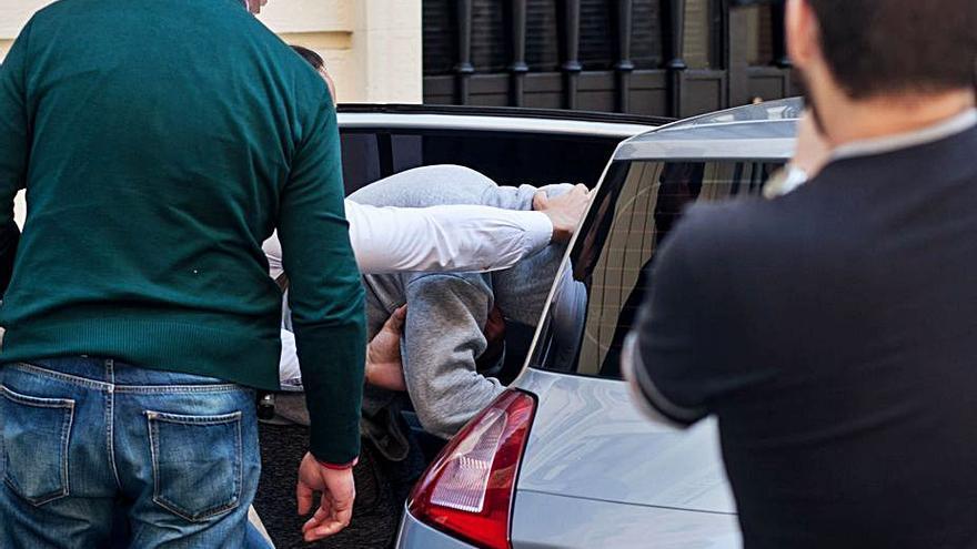 El asesino de Leticia Rosino completa ya en Topas la condena a 8 años de cárcel
