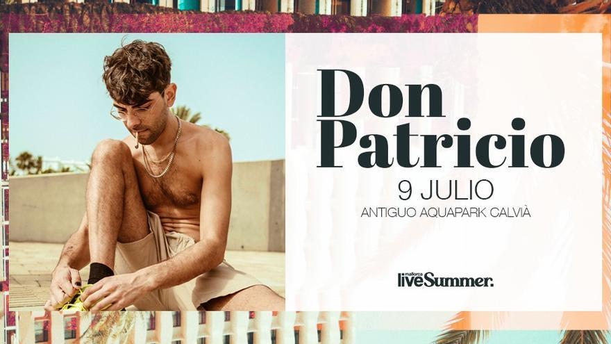 Mallorca Live Festival - Don Patricio
