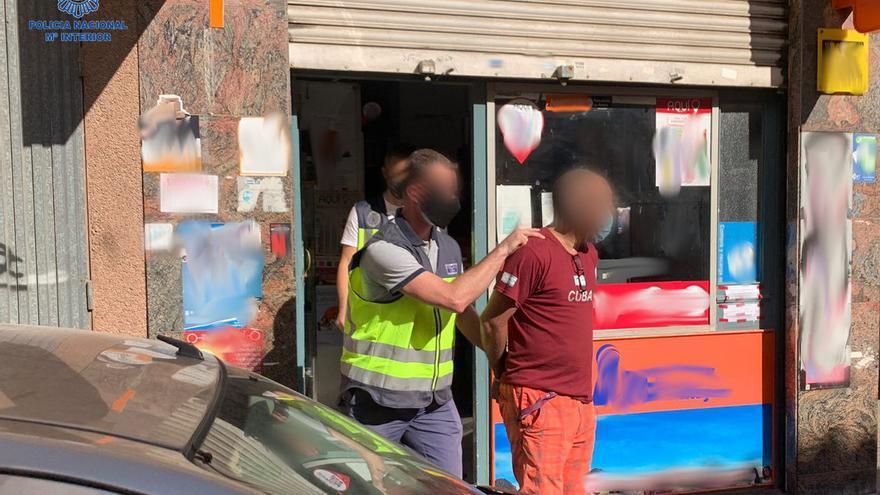 Diez nuevos detenidos en una trama de blanqueo de un millón de euros de la droga en Palma