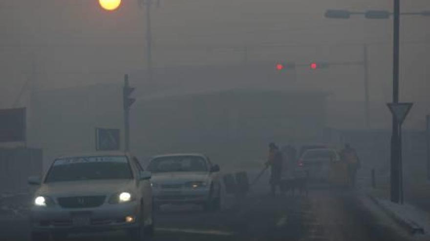 Nova tecnologia que adapta les emissions dels cotxes dièsel a la contaminació