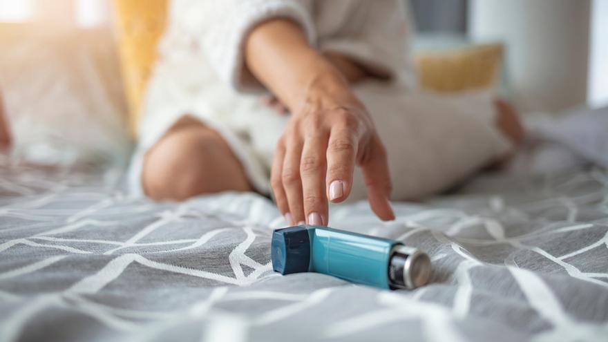 ¿Sientes que el asma empeora por la noche? Hay una explicación