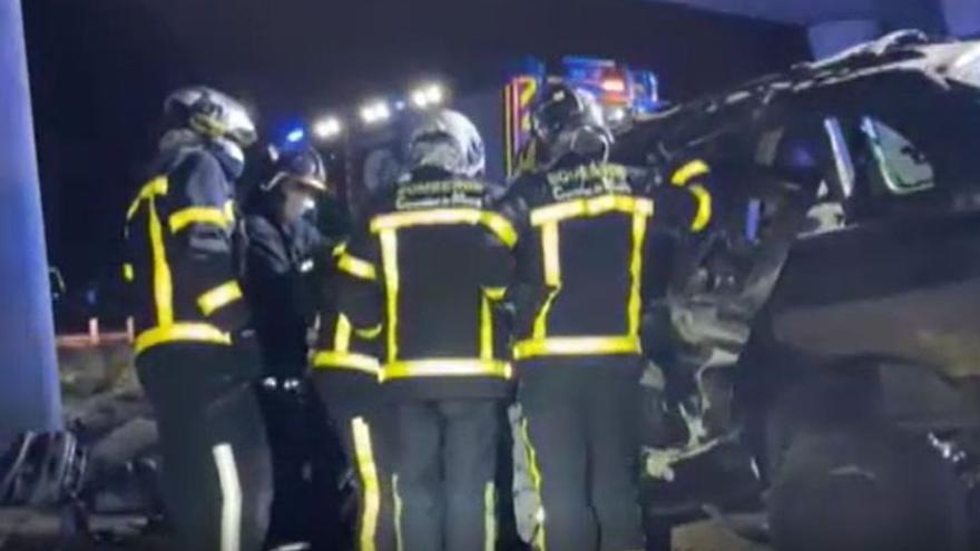 Muere un hombre en un accidente de tráfico