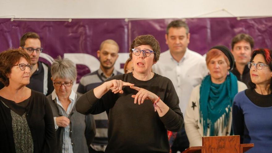Unides Podem anuncia que no irá a ningún debate en el que participe Vox
